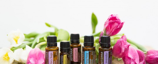 Beneficiile Uleiurilor Esențiale Pure cu Grad Terapeutic doTERRA