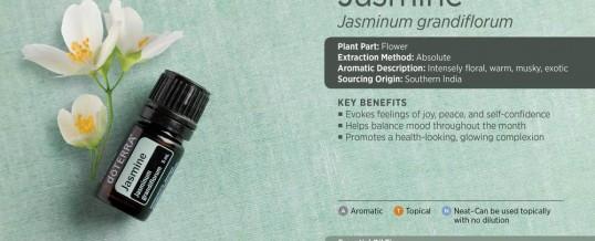 Ulei esential de Iasomie (JASMINE – Jasminum gradiflorum) – doTERRA