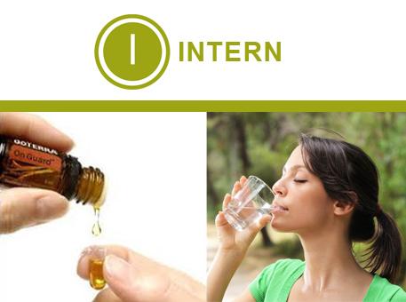 Utilizarea interna a uleiurilor esentiale