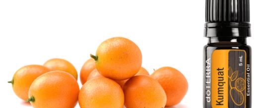 Uleiul esential Kumquat de la doTERRA