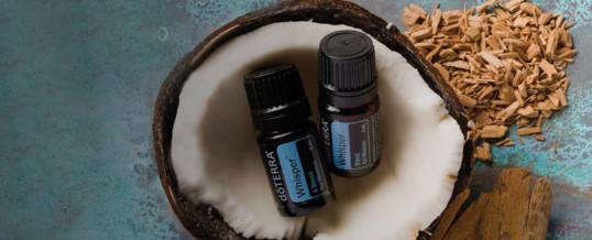dōTERRA Whisper Blend for Women – amestec de uleiuri esentiale pentru femei