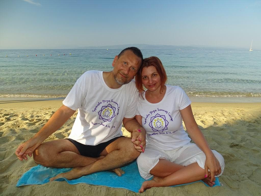 Yoga pentru Începători - Dan Oros & Simona Dărăbant - Spanda Project
