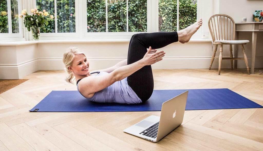 Yoga pentru Începători - Yoga Acasă