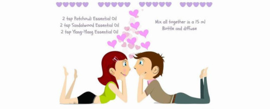 Aromaterapia pentru cupluri – utilizând uleiurile esențiale doTERRA