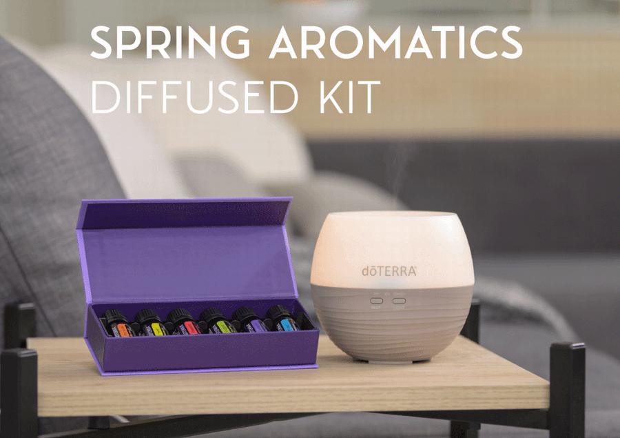 Spring Aromatics-Difused-Kit