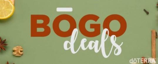 doTERRA BOGO – cea mai iubită promoție