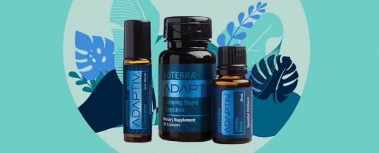 Adaptiv doTERRA  – amestec de uleiuri esentiale pentru calmare