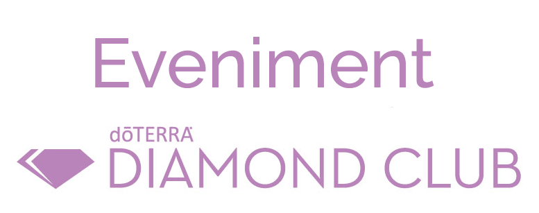 Eveniment Diamond Club doTERRA