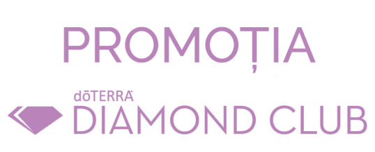 Diamond Club Program – Promoție doTERRA
