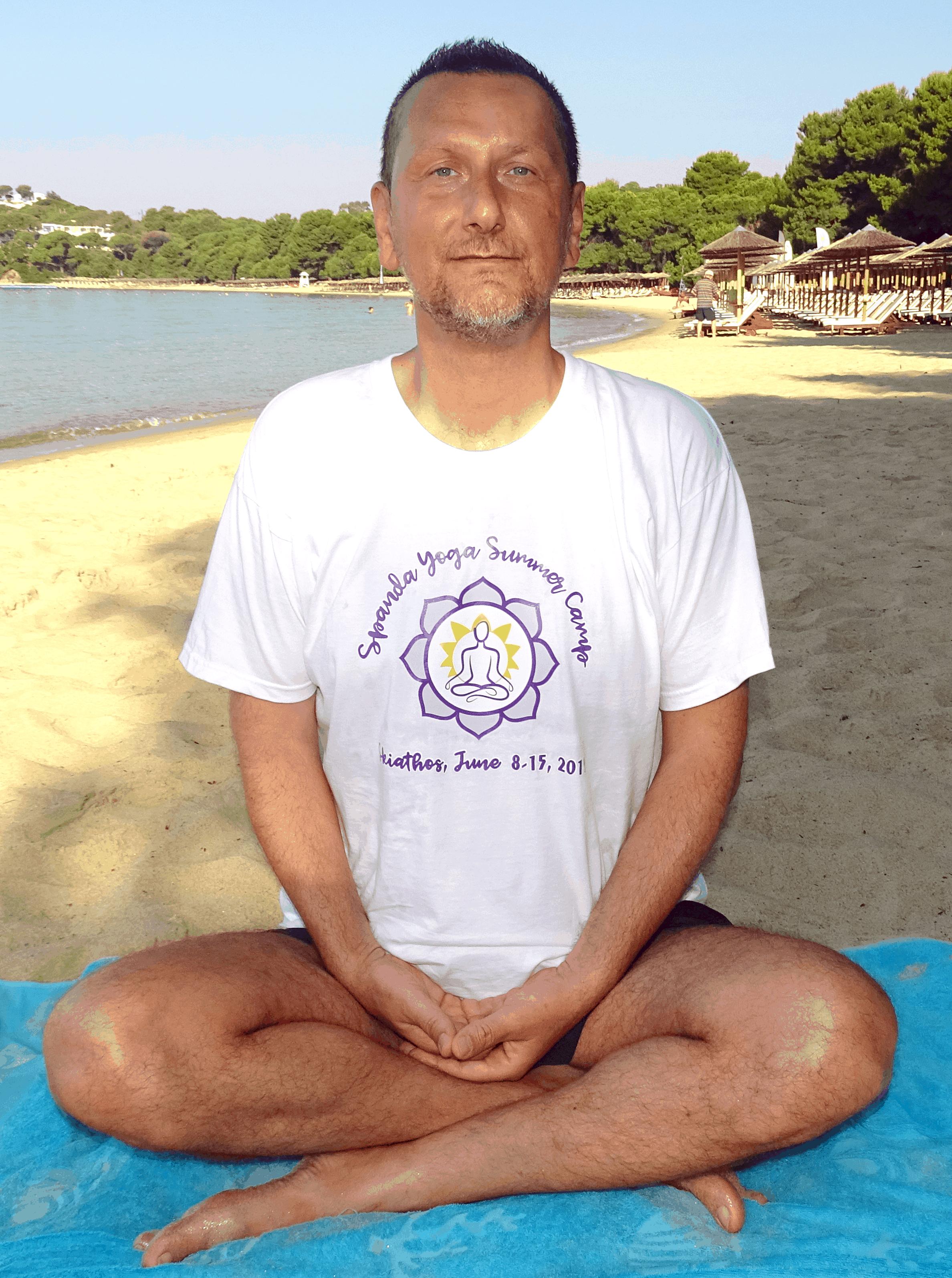 Dan Oros - Yoga Teacher