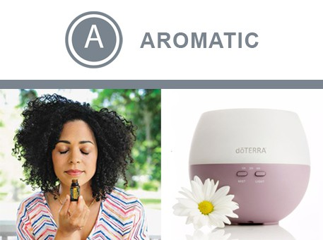 doTERRA Aromatic