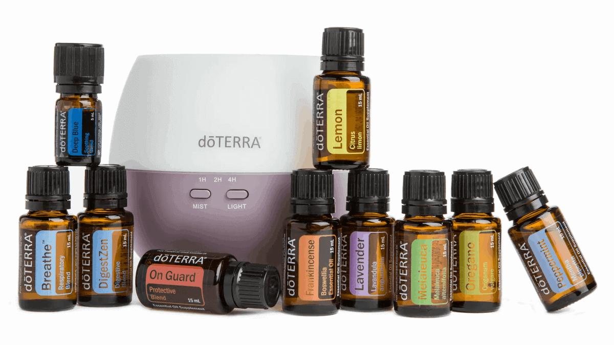 Uleiuri esentiale - doTERRA Home Essentials Kit