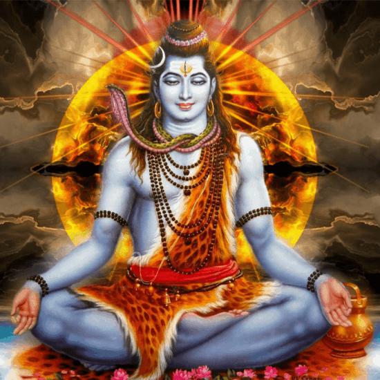 Shiva dakshinamurti